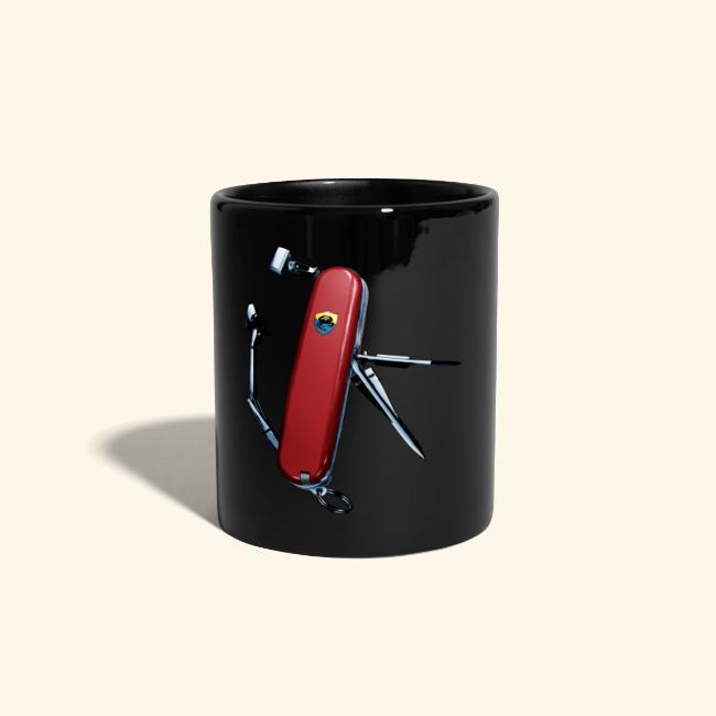 Swedzerland GBAD knife