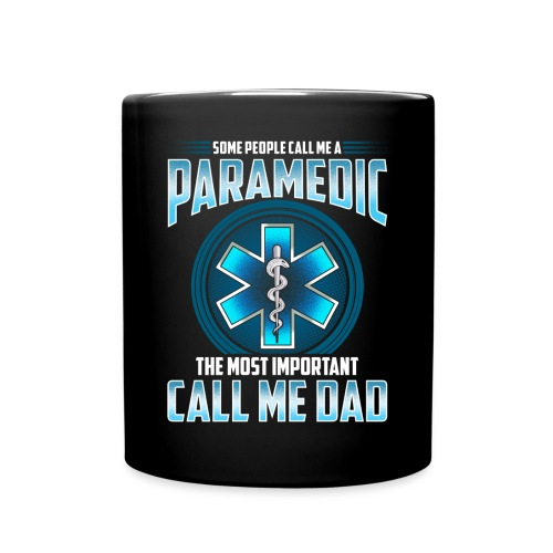 Paramedic Dad Shirt - Full Colour Mug