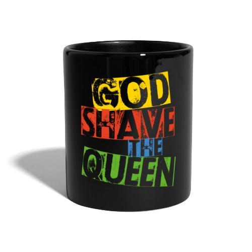 God shave the queen - Tasse einfarbig