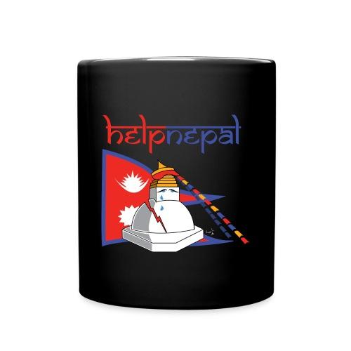 Help Nepal 2 - Mug uni