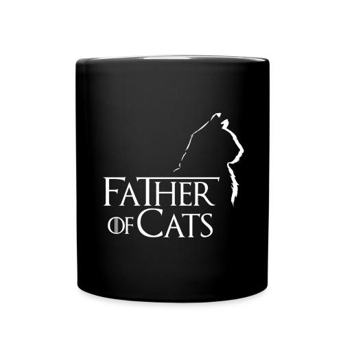 Father of cats - Taza de un color
