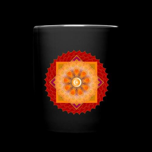 mandala 6 - Full Colour Mug