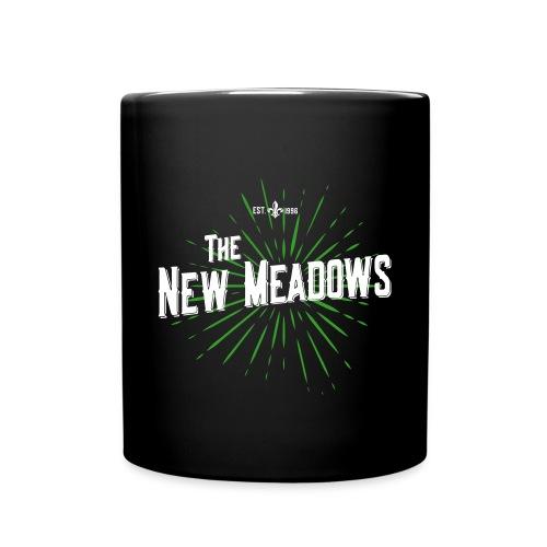 meadows logo burst - Tasse einfarbig
