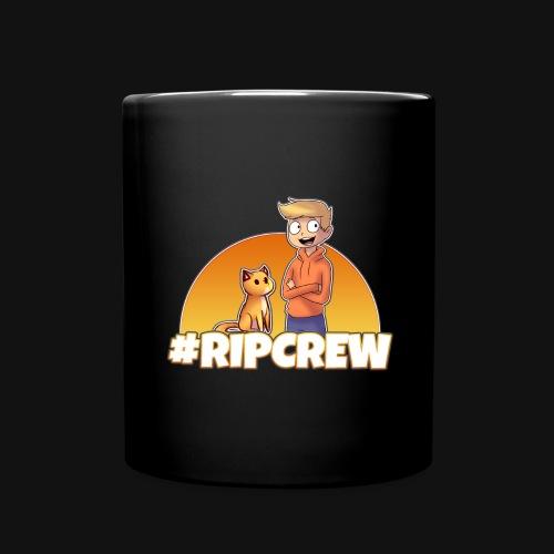 Rippelz - #RIPCrew - Tasse einfarbig