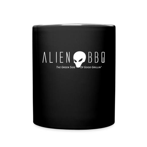 ALIEN-BBQ - Tasse einfarbig
