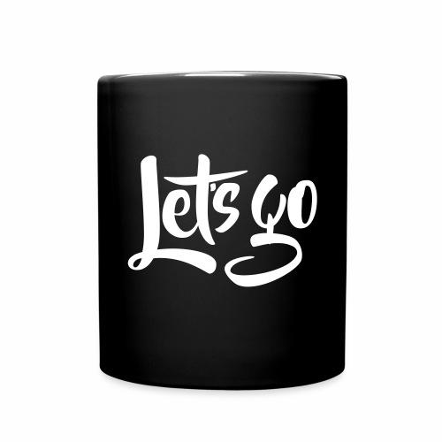 Lets go - Full Colour Mug