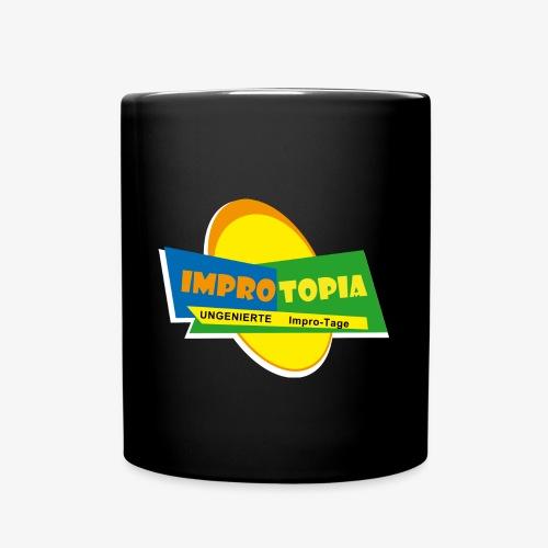 logo ohne datum png - Tasse einfarbig