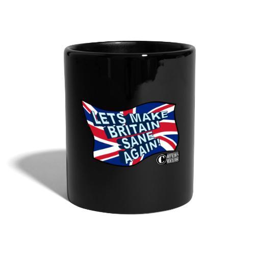 BRITAIN SANE - Full Colour Mug