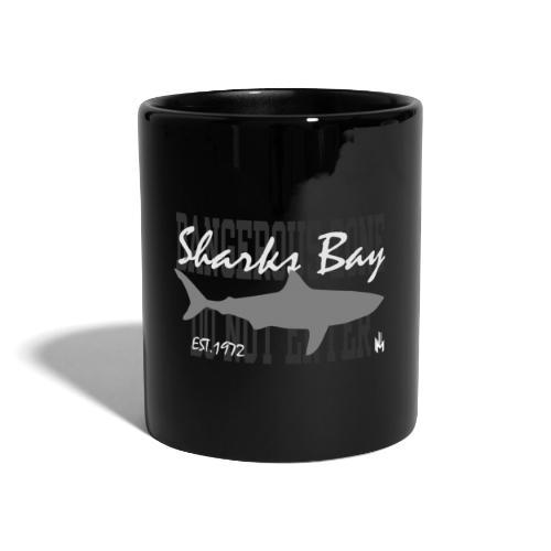 Sharks Bay - Tasse einfarbig