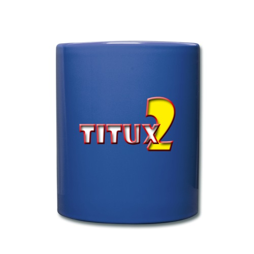 Titux2 - Full Colour Mug