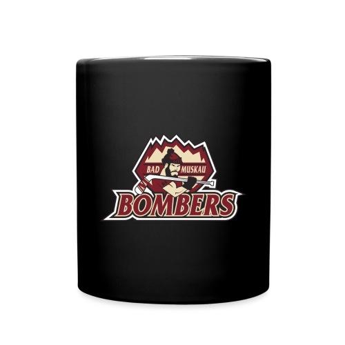 Logo Bombers - Tasse einfarbig