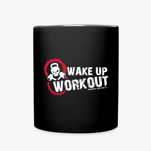 SPIDER INSTINCT Tshirt WakeUp & Workout - Mug uni