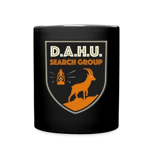 Chasse au dahu - Mug uni
