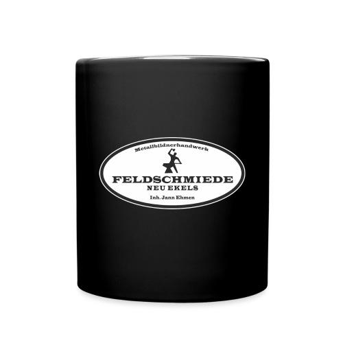 Feldschmiede Logo - Tasse einfarbig