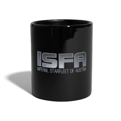 ISFA Logo Abzeichen3 - Tasse einfarbig