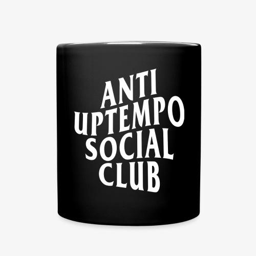 logo anti uptempo social club - Mug uni