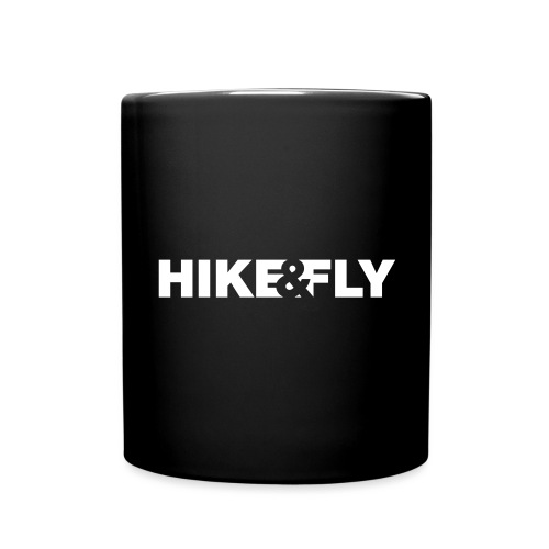 Hike Fly - Tasse einfarbig