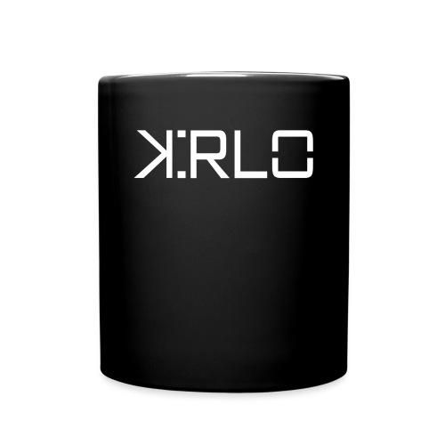 Kirlo Logo Blanco - Taza de un color
