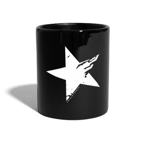 Erfolgshirts Allstars Fame Design - Tasse einfarbig