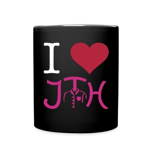 I Love JTH - Tasse einfarbig