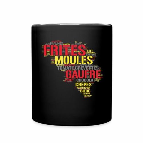 Belgium FR 3 couleurs - Mug uni