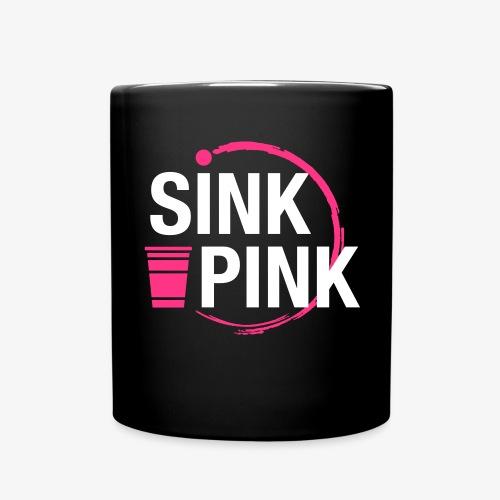 Sink Pink - Tasse einfarbig