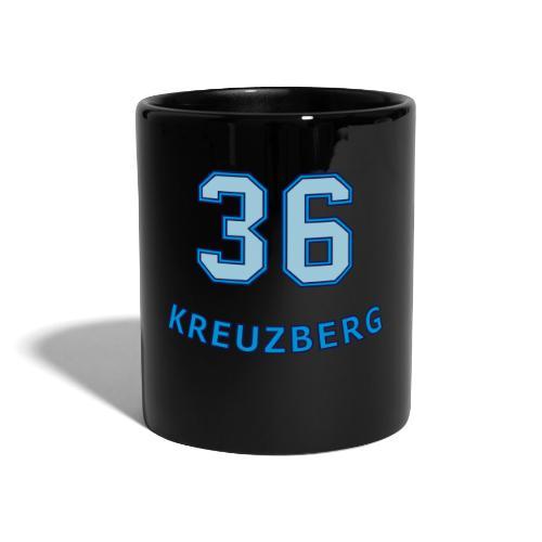 KREUZBERG 36 - Tasse einfarbig