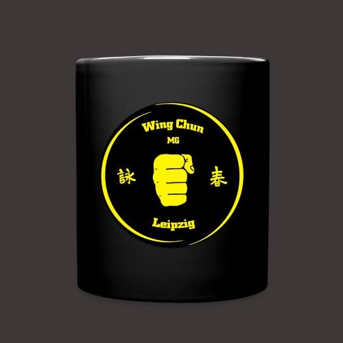 Logo Kampfkunstschule Leipzig - Tasse einfarbig