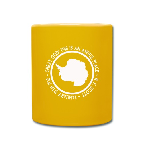 Great God! - Full Colour Mug