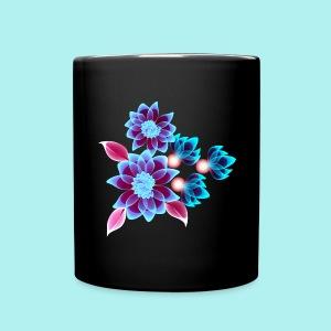 Hypnotic flowers - Mug uni