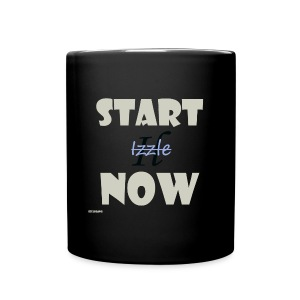 Start Now - Tasse einfarbig