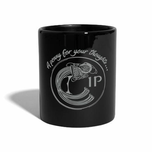 A penny for your thoughts - Full Colour Mug