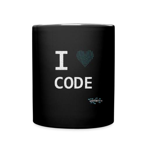 I <3 code - Mug uni