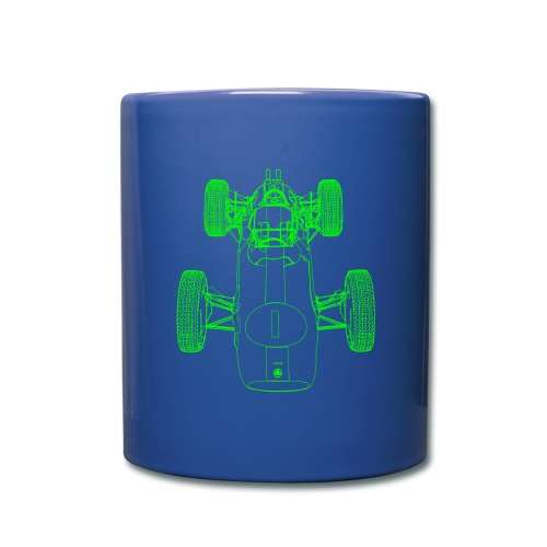 Formula Racing - Full Colour Mug