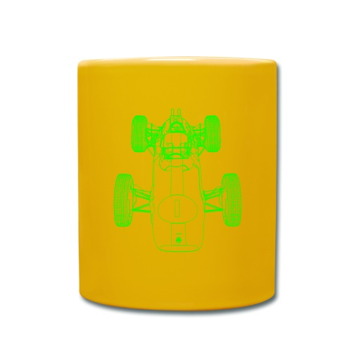 Formula Racing - Full Colour Mug