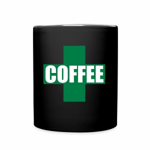First Aid Coffee - Full Colour Mug