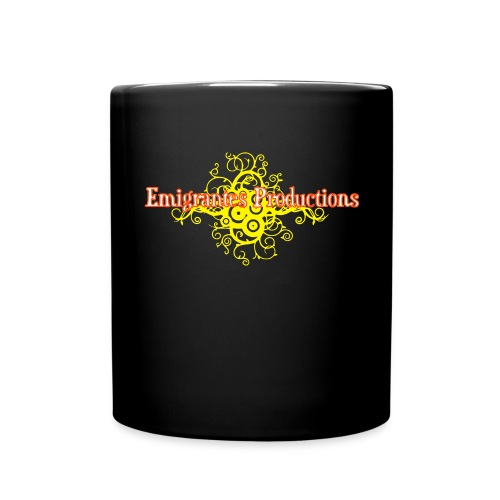 Emigrantes Productions logo SVG 3 couleurs - Mug uni