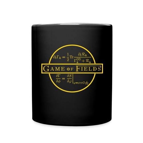 Game of Fields - Full Colour Mug