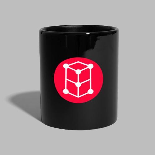 grid minimal - Tasse einfarbig