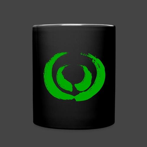 Marker Gewaff Grün - Tasse einfarbig