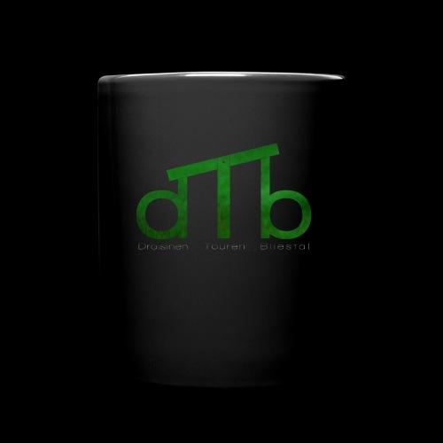 Logo dTb - Tasse einfarbig