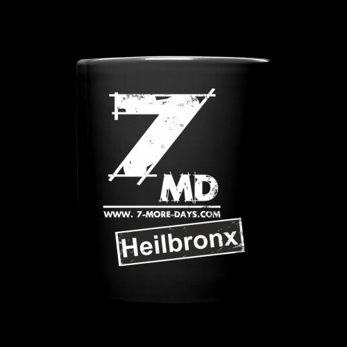130421 7md Logo Heilbronx - Tasse einfarbig