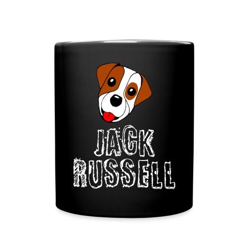 Jack Russell, der perfekte Terrier - Tasse einfarbig