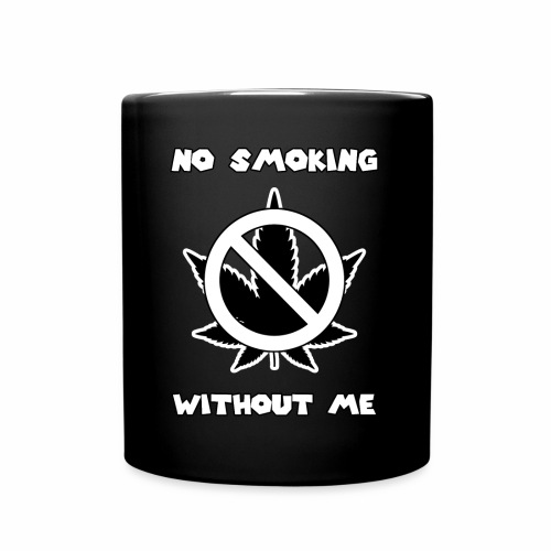 No Smoking - Full Colour Mug