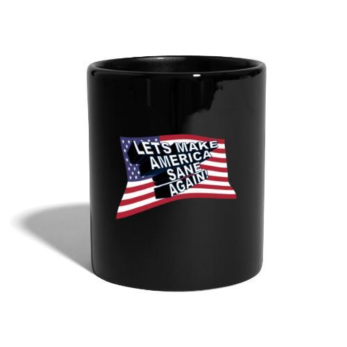 AMERICA SANE AGAIN - Full Colour Mug