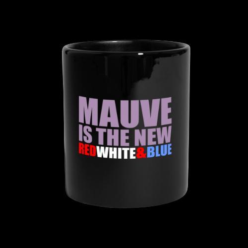 MAUVE IS THE NEW - Full Colour Mug