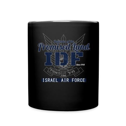 IDF3 Dark BG - Full Colour Mug