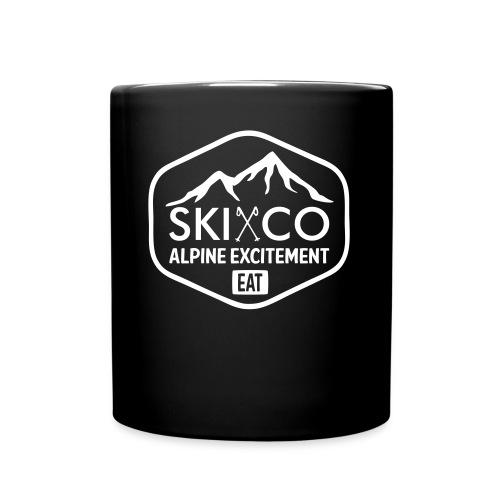 EAT Ski Co - Tasse einfarbig