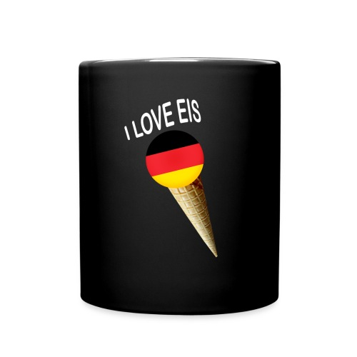 Fußball WM Geschenk Fan Weltmeister Deutschland - Tasse einfarbig