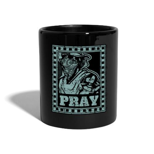 Pray - Tazza monocolore